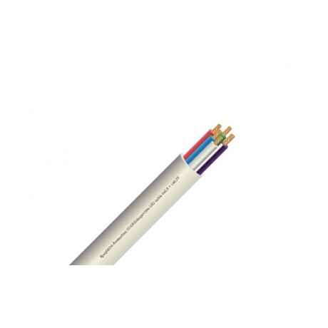 RGBW MultiColor Cable 5-cores