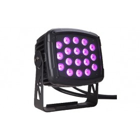 LED Floodlight RGBW 160W