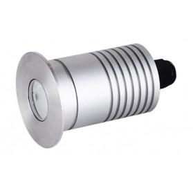 LED Grondspot 3W 20*25gr 3000K A-Symetrisch