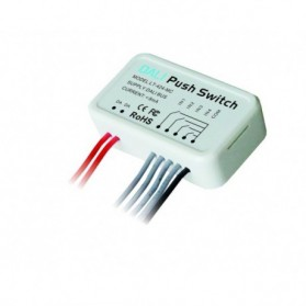 DALI Push Switch Broadcast - LT-424-MC