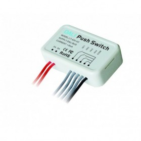 DALI Push Switch Single Address (0-63) - LT-424-UC