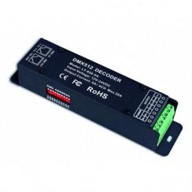 LED Controller DMX 4x5A - LT-858-5A