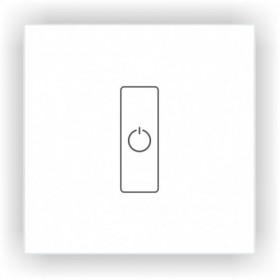LED Dimmer DALI Touch - DA1
