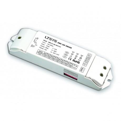LED Driver DMX 150-900mA 25W - DMX-25-150-900-F1P1