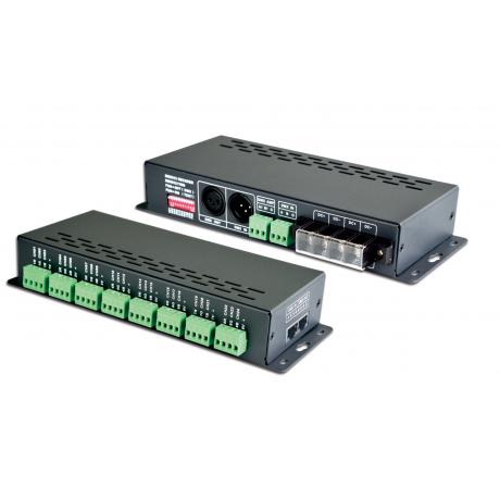 LED Controller DMX 24x3A - LT-880
