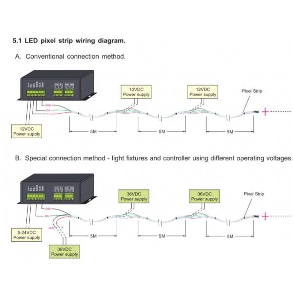dmx led controller wiring diagram    led       controller       dmx    to digi lt    dmx    1809     led       controller       dmx    to digi lt    dmx    1809