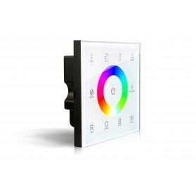 LED Controller Touch RGBW 4 zones - D8