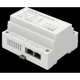 LED Driver DMX 36W 12V DIN-Rail - DMX-36-12-F1D1