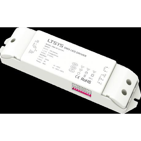 LED Driver DMX 36W 12V - DMX-36-12-F1P1
