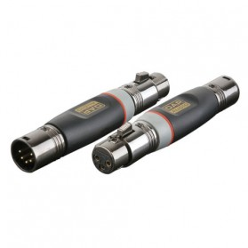 DMX Adapter XLR 5P male - 3P female
