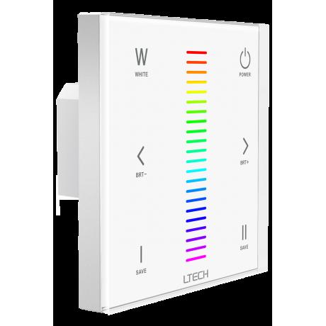 LED Touch Panel RGBW DMX/RF - EX4