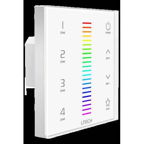 LED Touch Panel RGB DMX/RF 4 Zones - EX7