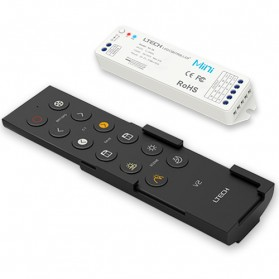 LED Remote + Receiver - V2 & R4-3A