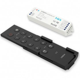 LED Remote + Receiver - V3 & R4-3A