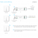 LED Touch Panel DIM DMX/RF 4 Zones - EX5