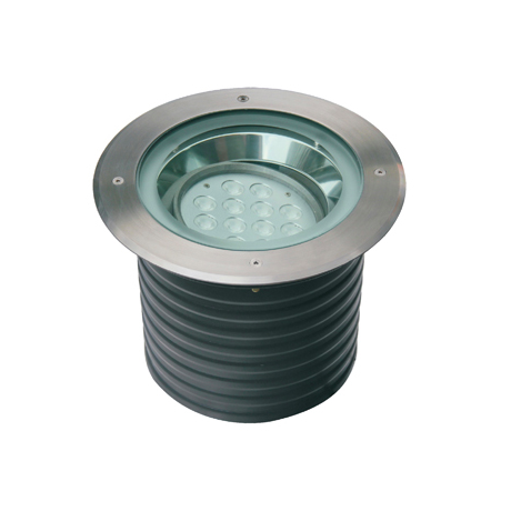 LED Inground 24W 10GR RGBW