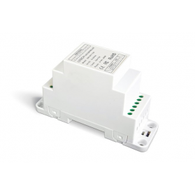 LED Power Repeater 1x12A DIN-Rail - DIN-3011-12A