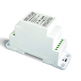 DMX DIN Rail Signal Amplifier - DIN-121