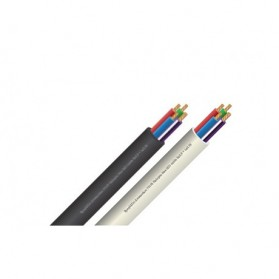 RGB MultiColor LED cable 4-core (rol)