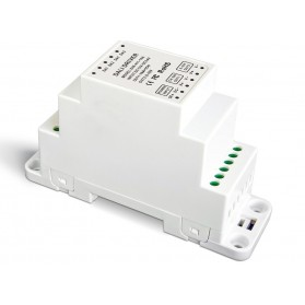 LED Dimmer DALI DIN-Rail 1x12A - DIN-411-12A