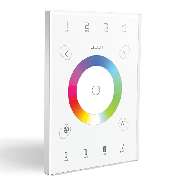 led touch panel rgbw dmx rf wifi ux8. Black Bedroom Furniture Sets. Home Design Ideas