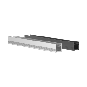 Aluminium Profiel Hoog