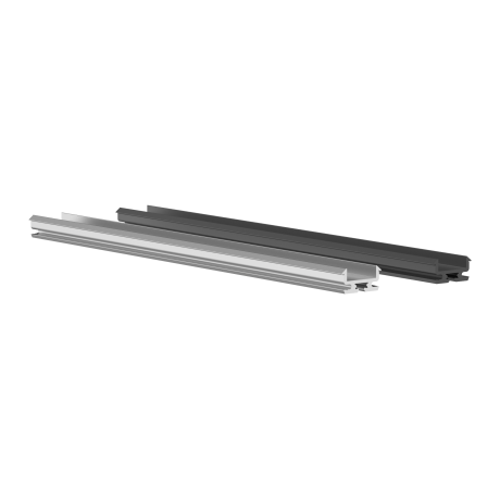 Aluminium Profiel Halfrond
