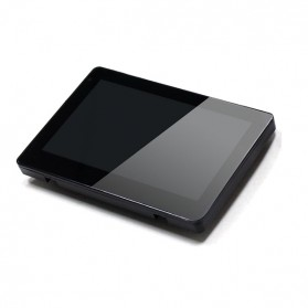 7 Inch tablet PC with PoE and inwall mount