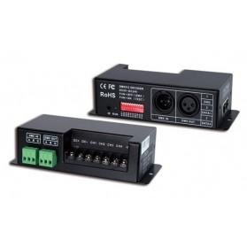 LED Decoder DMX 4x6A - LT-840-6A
