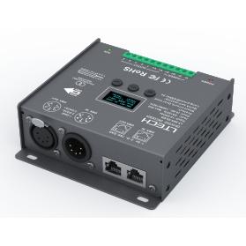 LED Controller DMX OLED 5x5A - LT-905-OLED