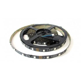 DiGidot LED Strip RGB 5m 12V Black PCB