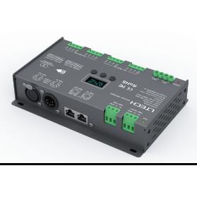 LED Controller DMX OLED 12x4A - LT-912-OLED