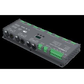 LED Controller DMX OLED 24x3A - LT-924-OLED