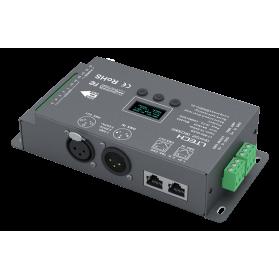 LED Controller DMX OLED 5x6A - LT-995-OLED