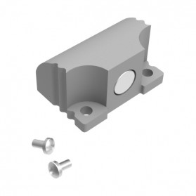 Profile Endcap low with magnet for 9112X series