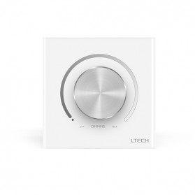 LED TRIAC Leading Edge Knob Panel - E6-TD1