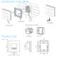 LED Dimmer DALI Touch - EDA2