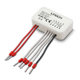 DALI Push Switch 6 in 1 Function - LT-424
