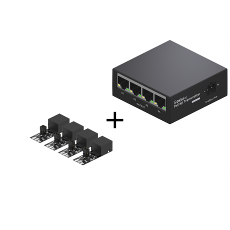 DiGidot PxLNet Transceiver Kit 12-24