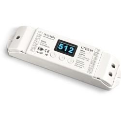 LED Controller DMX 1x12A Digital - LT-811-12A