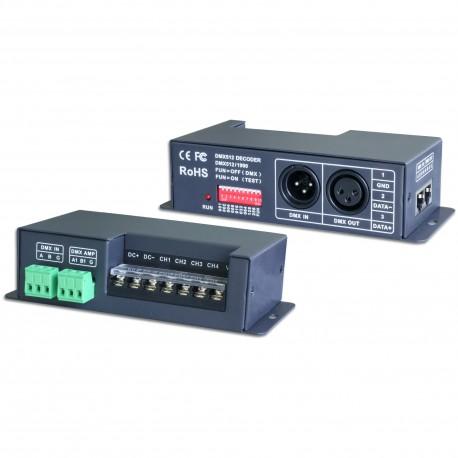 LED Controller DMX 4x6A - LT-840-6A