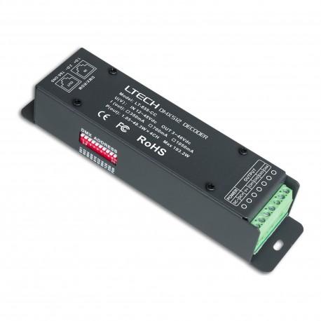 LED Controller DMX-PWM Decoder CC 350mA