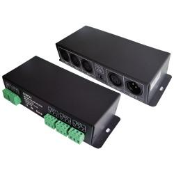 LED Signal Amplifier DMX 3CH - LT-123