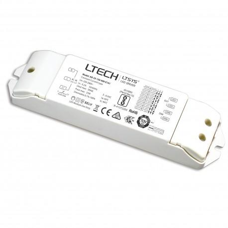 LED Driver 0-10V 150-900mA 25W - AD-25-150-900-E1A1