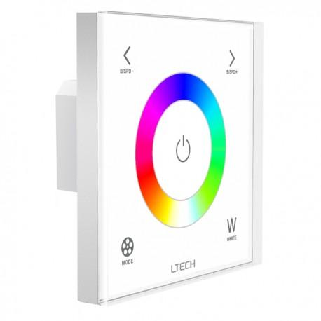 LED Touch Panel RGBW DMX/RF - EX4S