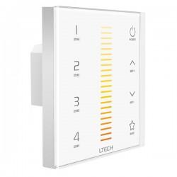 LED Touch Panel CT DMX/RF 4 Zones - EX6