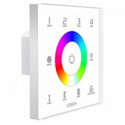 LED Touch Panel RGB DMX/RF 4 Zones - EX7S