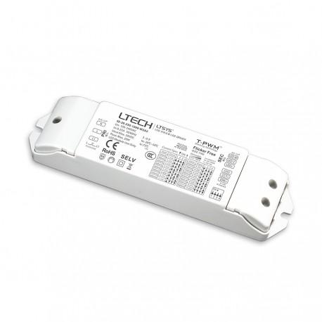 LED Driver 0-10V 250-1000mA 20W - SE-20-250-1000-W2A2