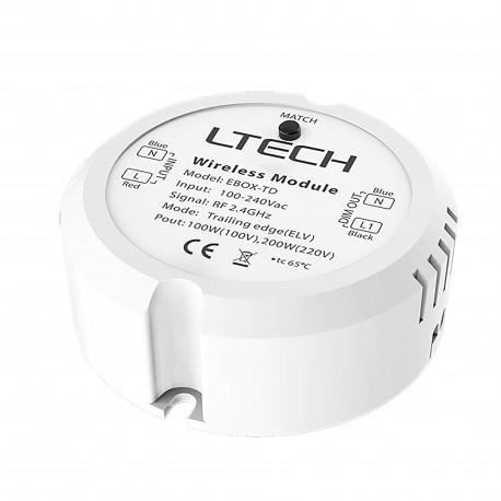 LED Receiver TRIAC - EBOX-TD