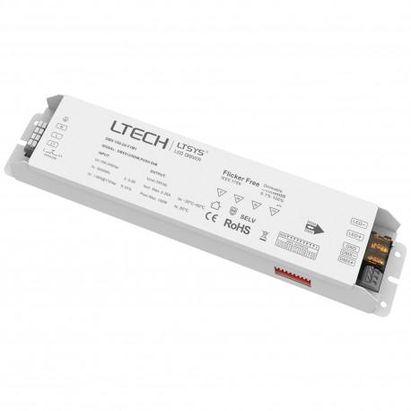LED Driver DMX 150W 12V - DMX-150-12-F1M1